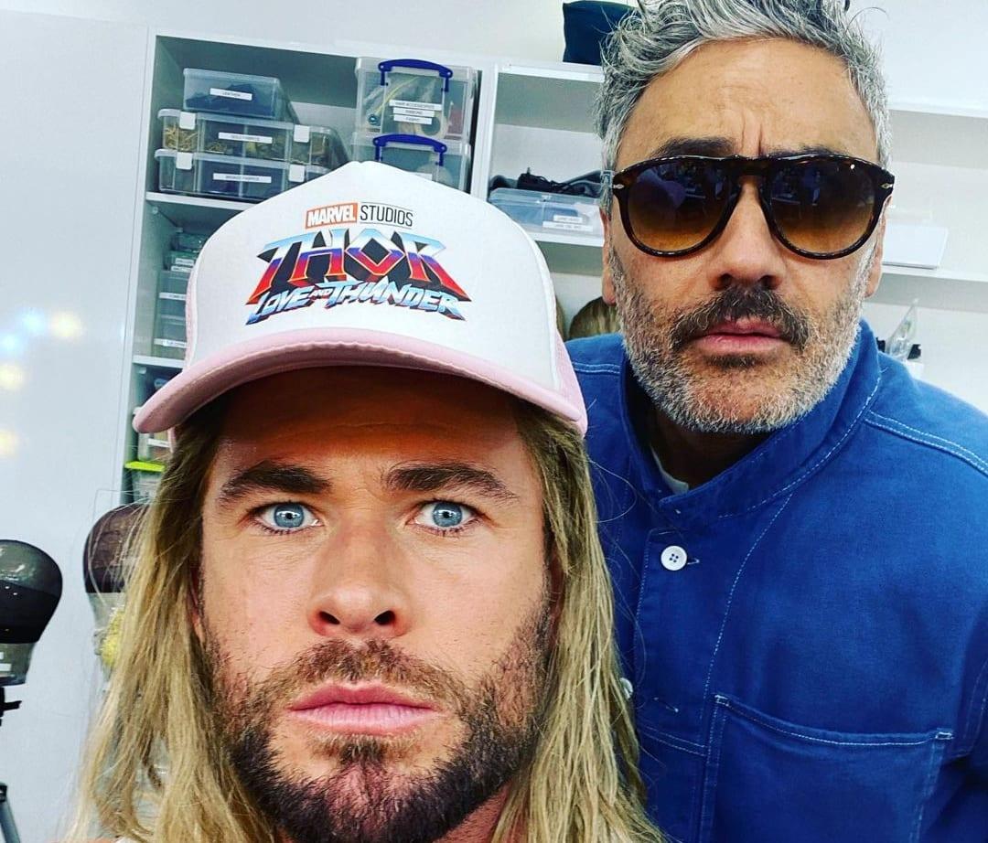 Thor: Love and Thunder Chris Hemsworth