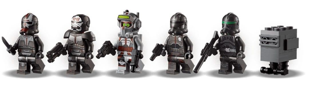 LEGO Bad Batch