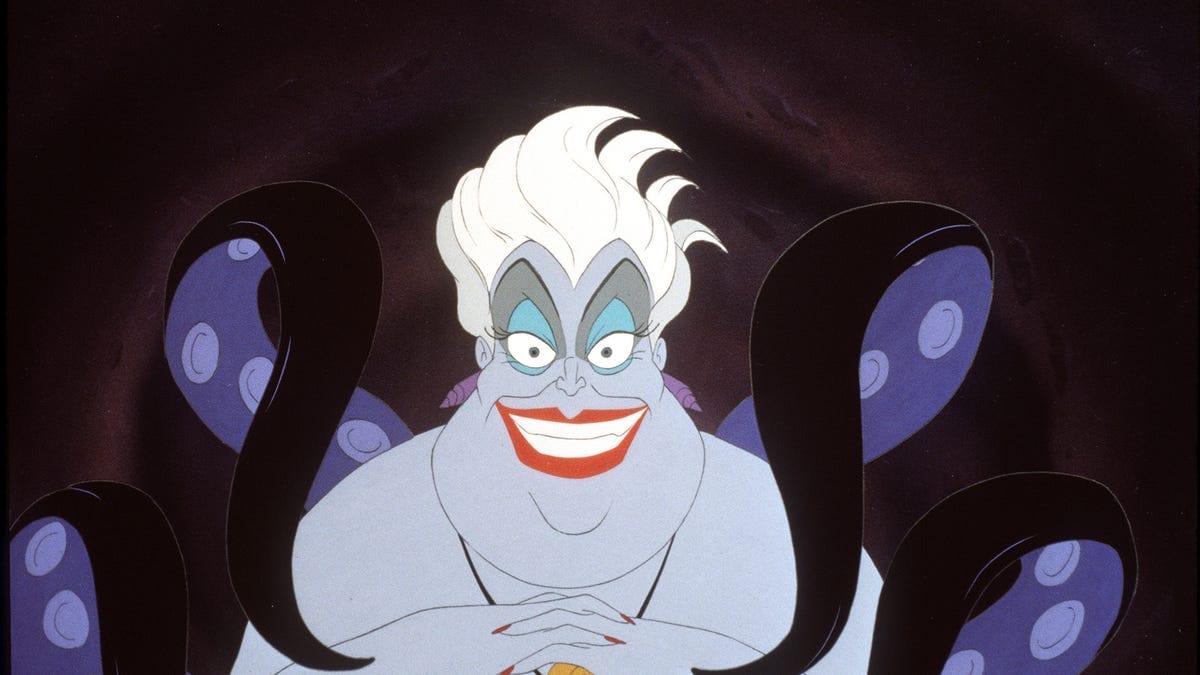Crudelia, Ursula, Emma Stone