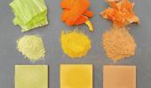 materiale di frutta e verdura