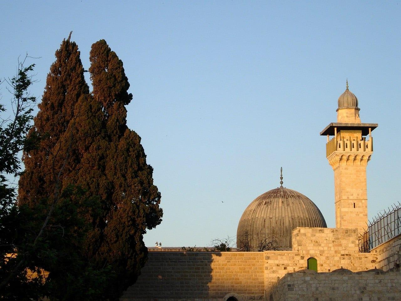 gerusalemme moschea al-aqsa