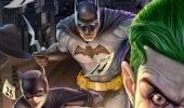 Batman: Il lungo Halloween, il poster e le prime foto del film d'animazione