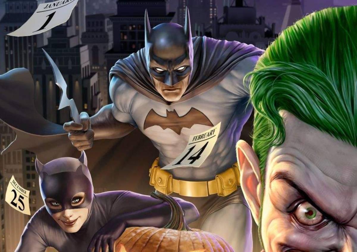 Batman: Il lungo Halloween,