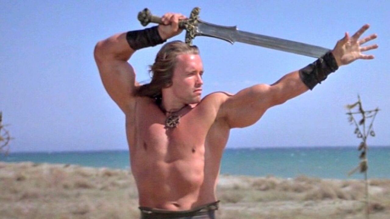 Conan-Schwarzenegger, Love, Death & Robots