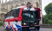 Autobus autonomi: arrivano nel Regno Unito, ma non tutti apprezzano