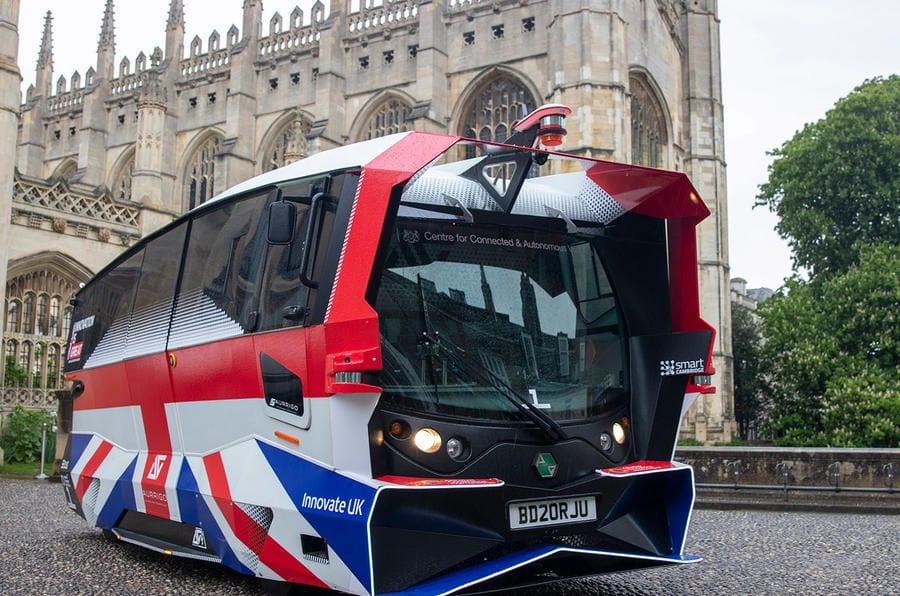 autobus autonomi