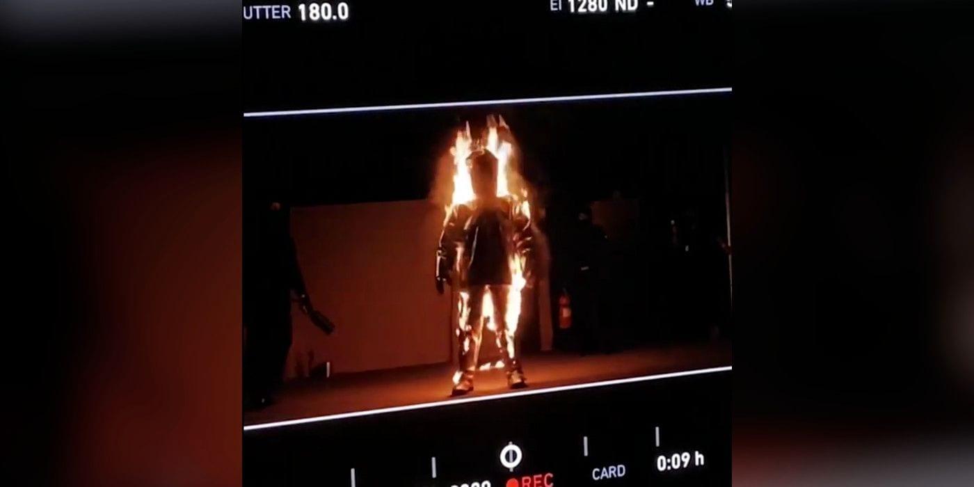 L'incendiaria, Stephen King