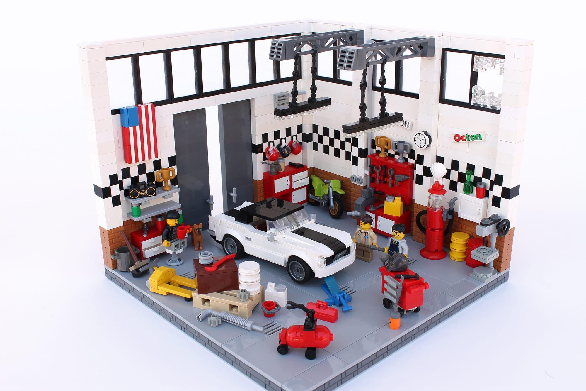 LEGO Classic Sports Car