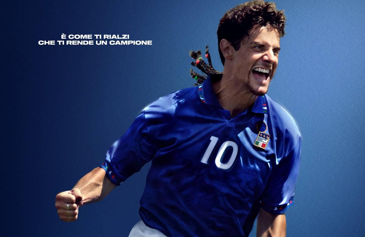 Il Divin Codino: trailer, poster ed immagini del film su Roberto Baggio