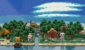 Animal Crossing: New Horizons diventa un Diorama LEGO
