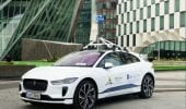 Street View, la Jaguar I-Pace è la prima auto elettrica di Google