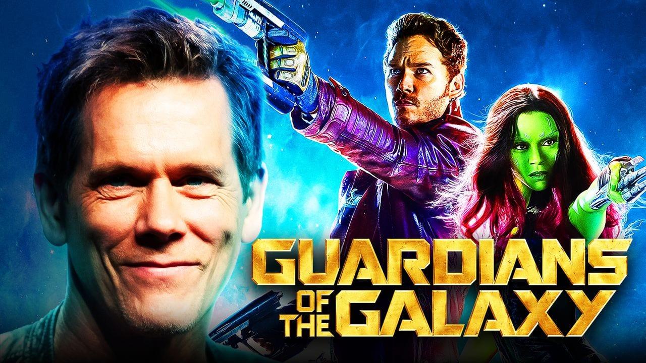 Kevin Bacon, Guardiani della Galassia