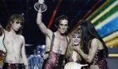 Måneskin Eurovision Song Contest 2021