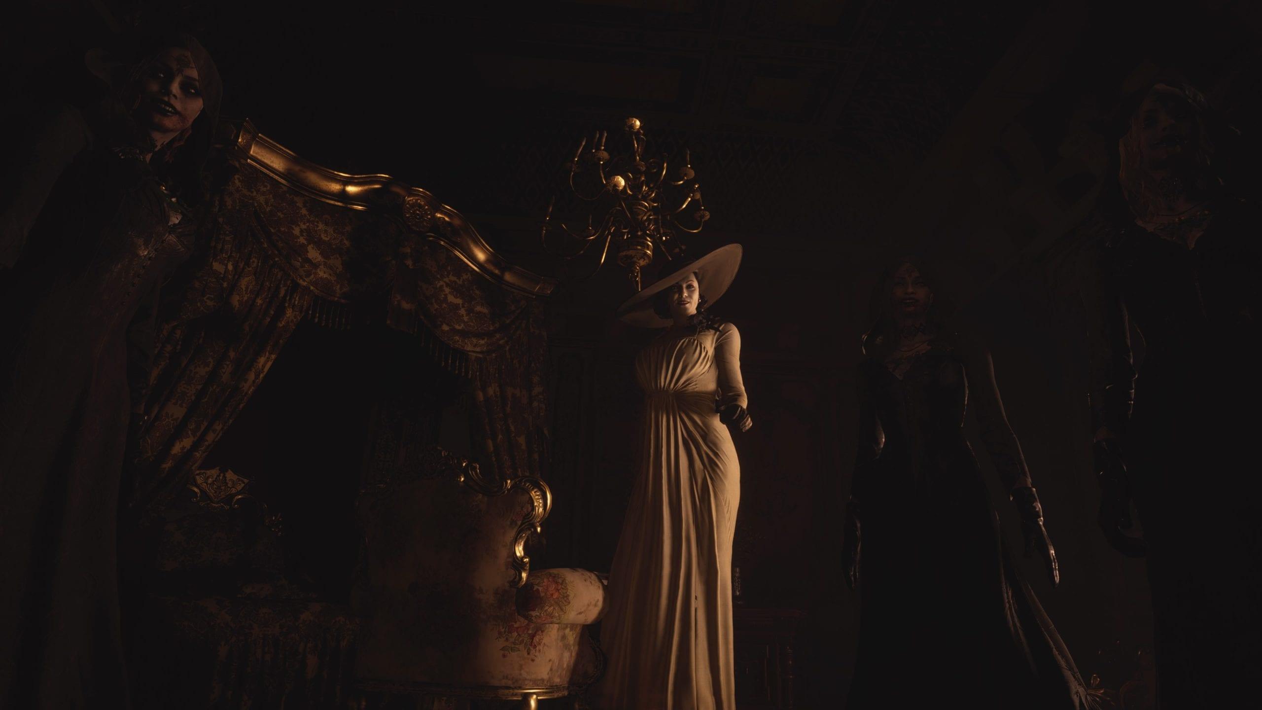 Alcina Dimitrescu recensione di Resident Evil Village