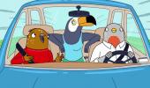 Tuca & Bertie 2: il teaser trailer della serie animata
