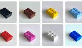 LEGO colorati: Matthew Ashton ed il rebus dei mattoncini che condivide sui social [AGGIORNATO]