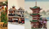 LEGO BrickLink Designer Program: anche i due progetti orientali vengono rimossi dalla competizione