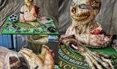 Army of the Dead: la torta a tema Zombie condivisa da Zack Snyder