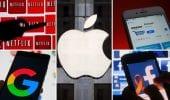 """Amazon, Google, Facebook e Netflix: """"gonfiano i numeri sulle tasse pagate"""", l'accusa prima del G7"""
