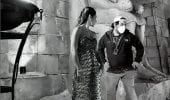 Black Adam: nuove foto dal set mostrano Adrianna Tomaz in un tempio