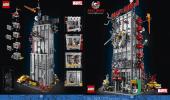 LEGO Daily Bugle: annunciato il set 76178 dedicato all'iconico edificio di Spider-Man