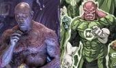 Bautista come Green Lantern? La risposta dell'attore
