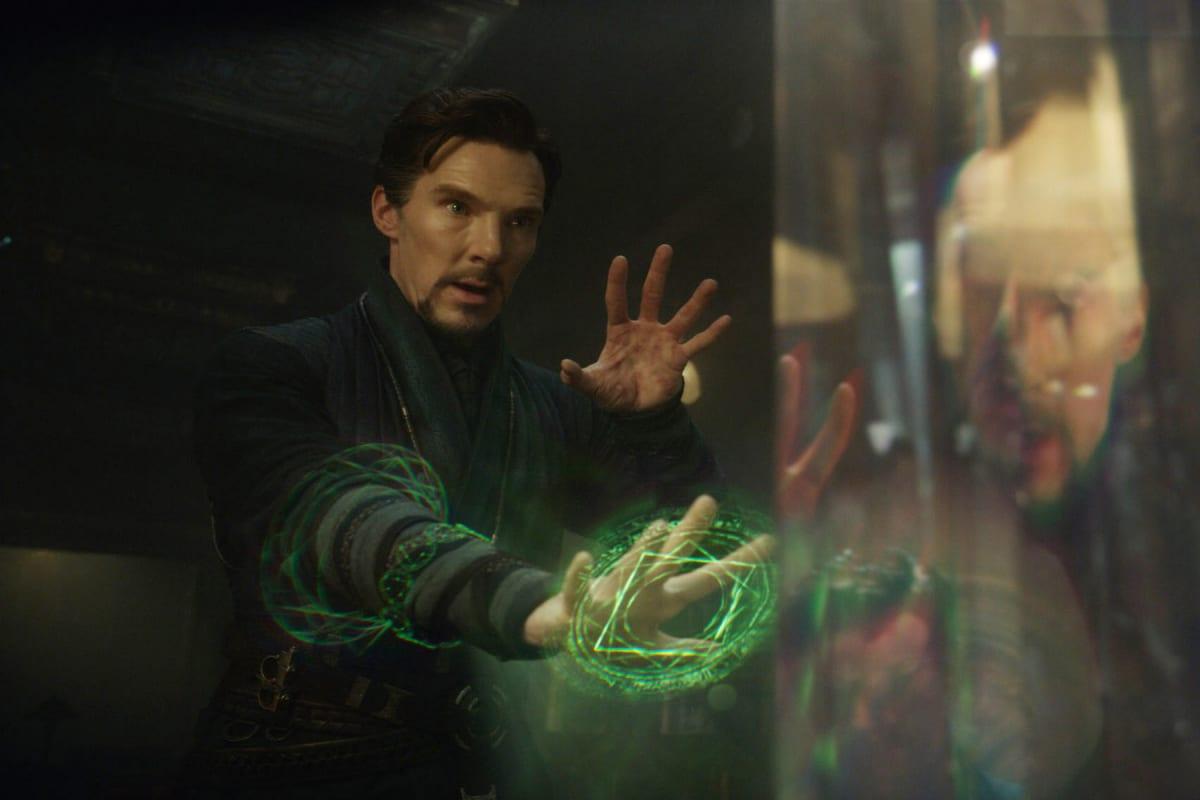 Doctor Strange cameo tagliato WandaVision