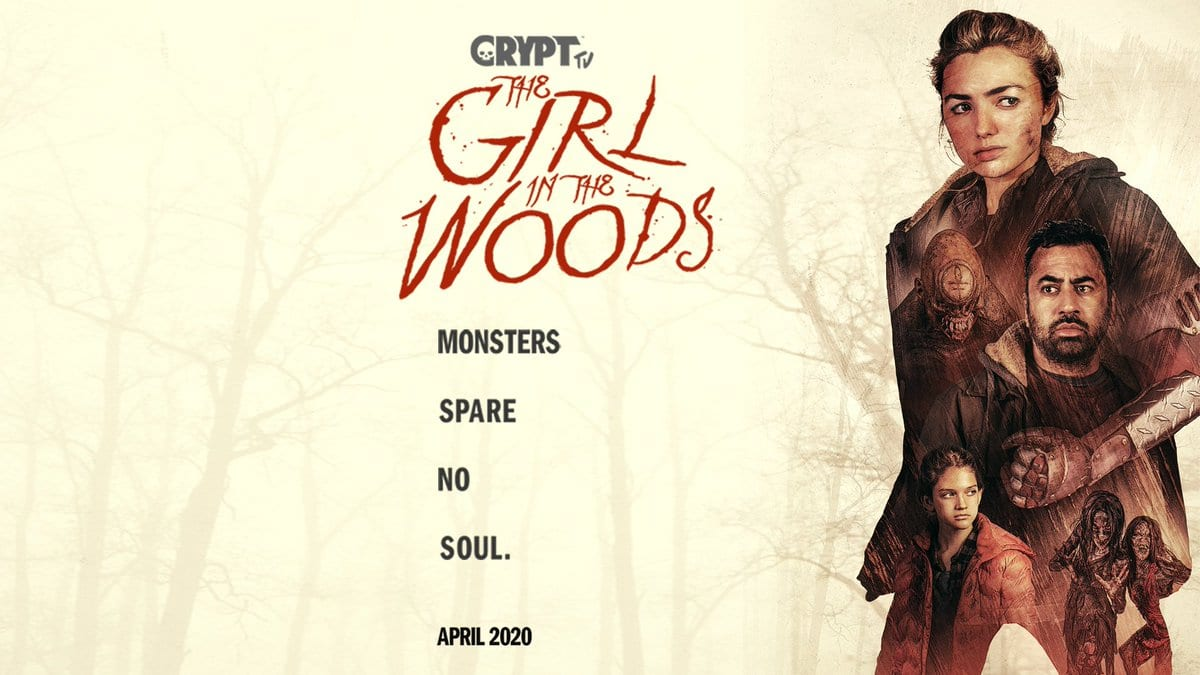 Girl in the Wood cast serie tv