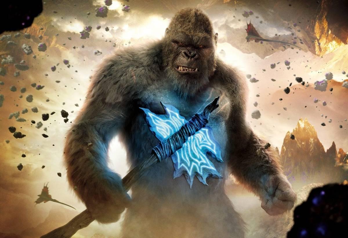 Godzilla vs Kong: disponibili su YouTube i primi dieci minuti del film