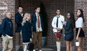 Gossip Girl reboot: il cast in una nuova immagine della prima stagione