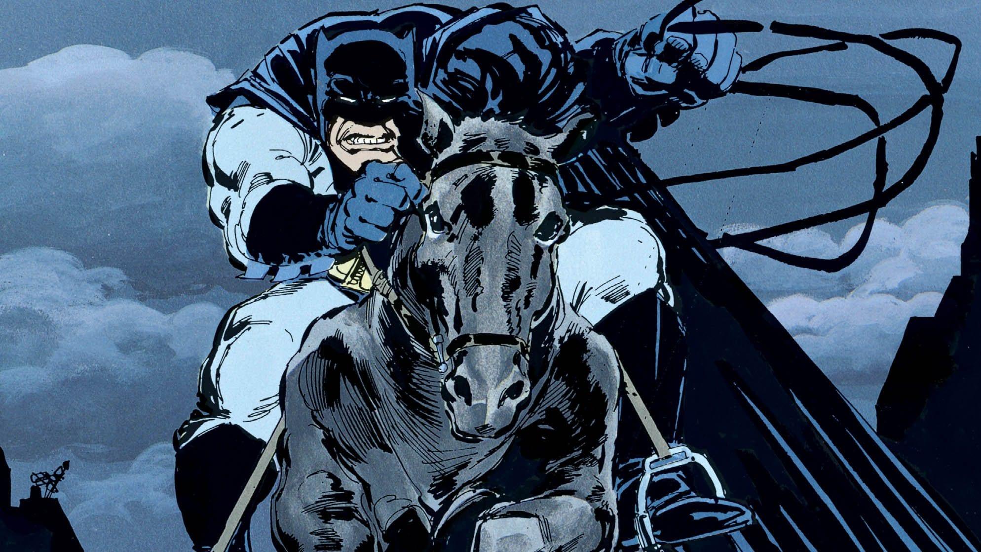Batman: il ritorno del cavaliere oscuro, Zack Snyder