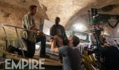 Jurassic World: Dominion, nuova foto dal set del film con Chris Pratt