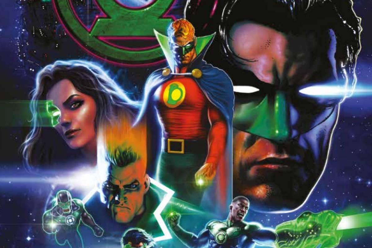 Lanterna Verde: in un unico volume una selezione di racconti per gli 80 anni del personaggio