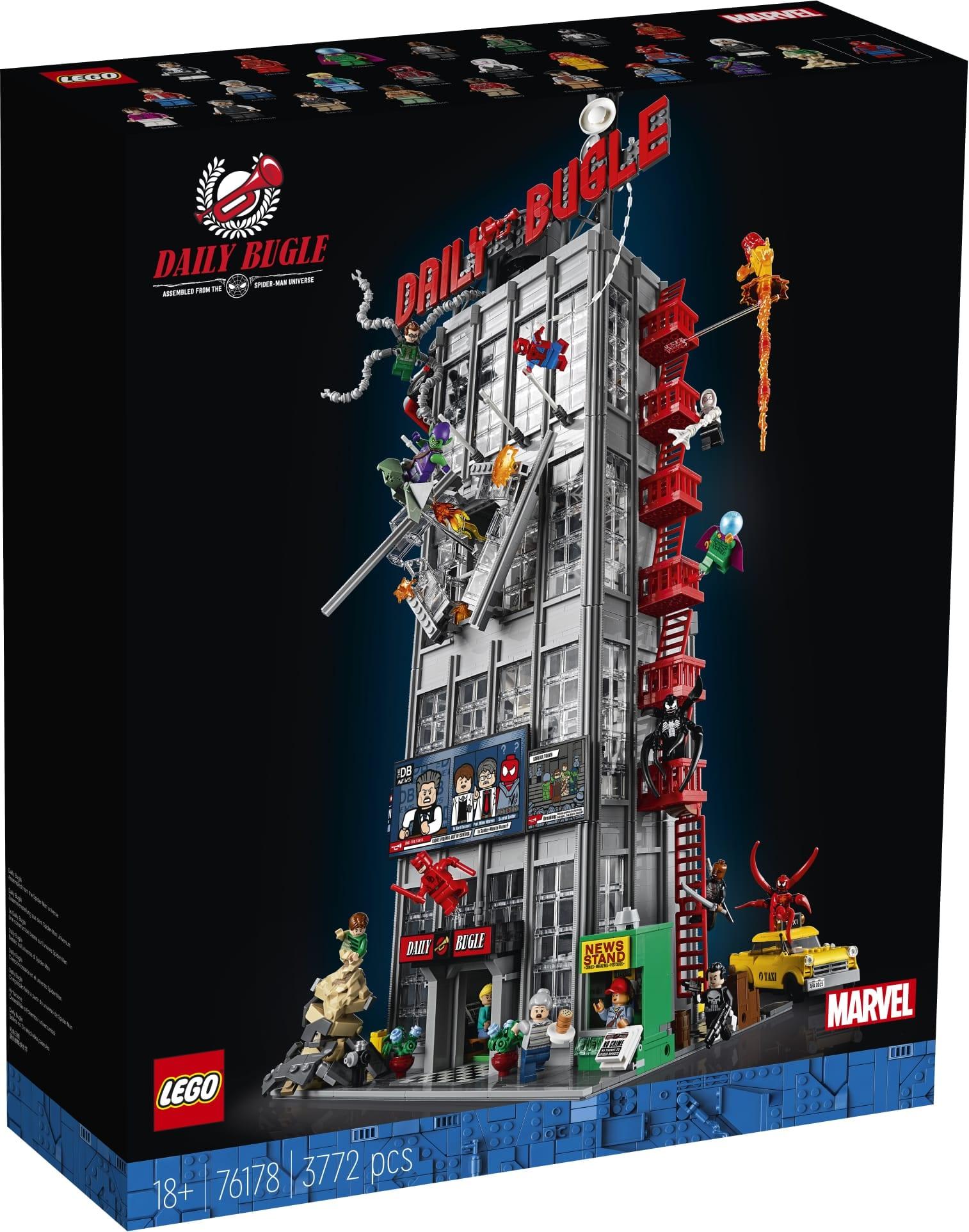 LEGO Daily Bugle