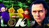 Loki: la serie Disney+ si è ispirata anche ai Teletubbies?