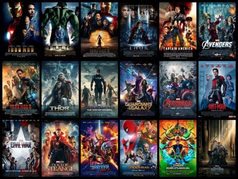 Marvel Studios film trailer