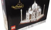 LEGO Architecture: nuovo set 21056 in arrivo dedicato al Taj Mahal [AGGIORNATO]