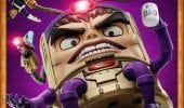 Marvel's M.O.D.O.K.: i character poster della serie animata Marvel