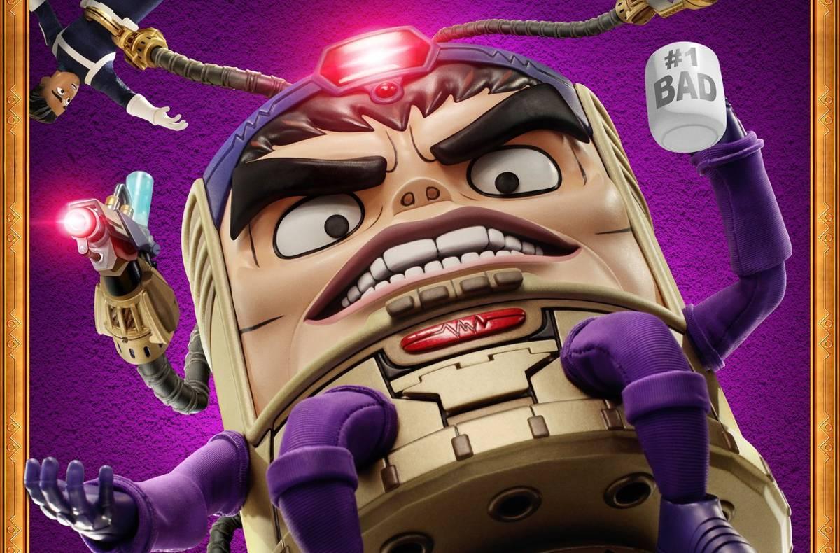 Marvel's M.O.D.O.K.: il character poster dedicati alla famiglia del villain