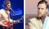 "Star Wars: Ewan McGregor ha avuto un duello di ""spade laser"" con Noel Gallagher"