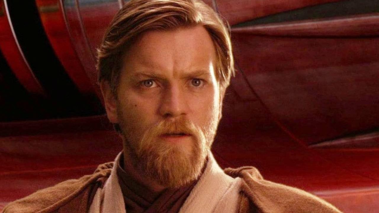 Obi-Wan Kenobi prime foto dal set