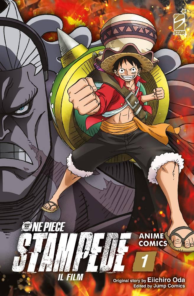 One Piece Stampede: Il Film – Anime Comics