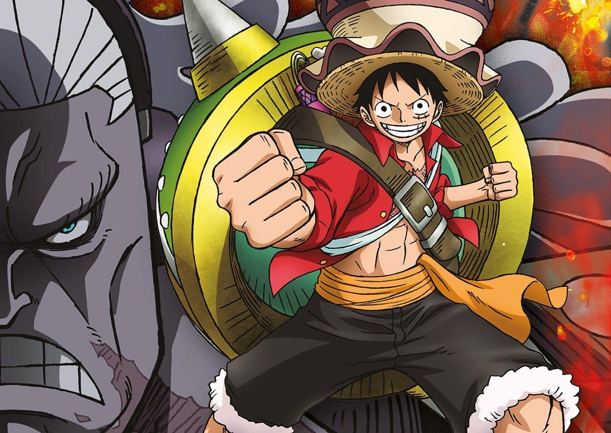 One Piece Stampede: Il Film – Anime Comics: il primo volume disponibile dal 5 maggio