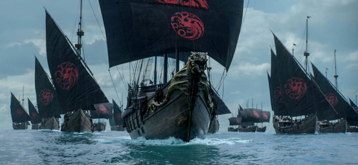 10,000 ships game of thrones