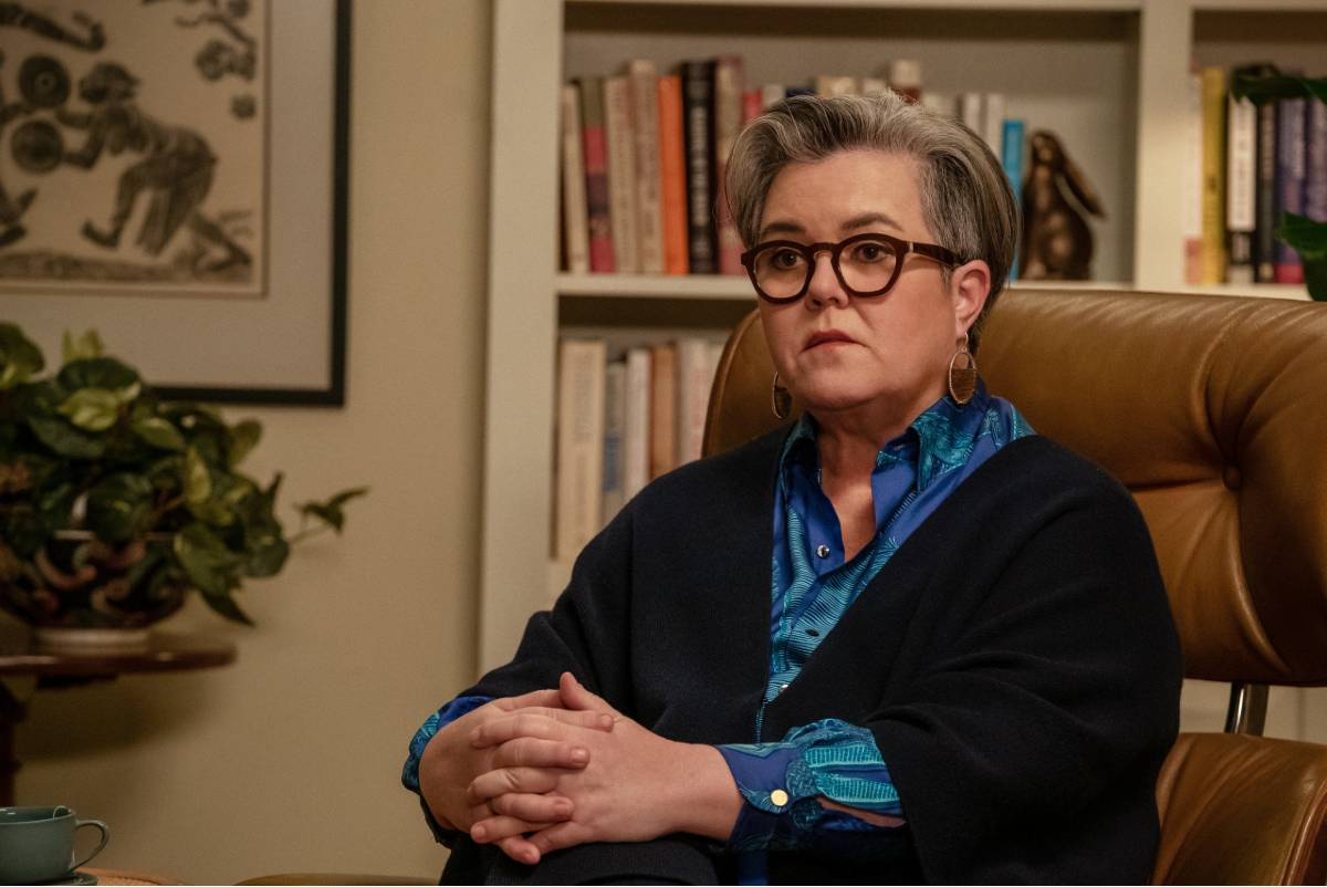Run the World: Rosie O'Donnell si unisce al cast della serie TV StarzPlay