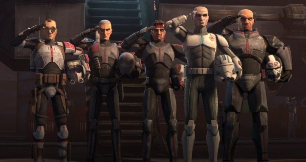 Star Wars The Bad Batch teaser trailer