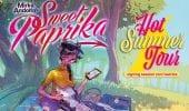 Sweet Paprika: Mirka Andolfo in tour per autografare il fumetto