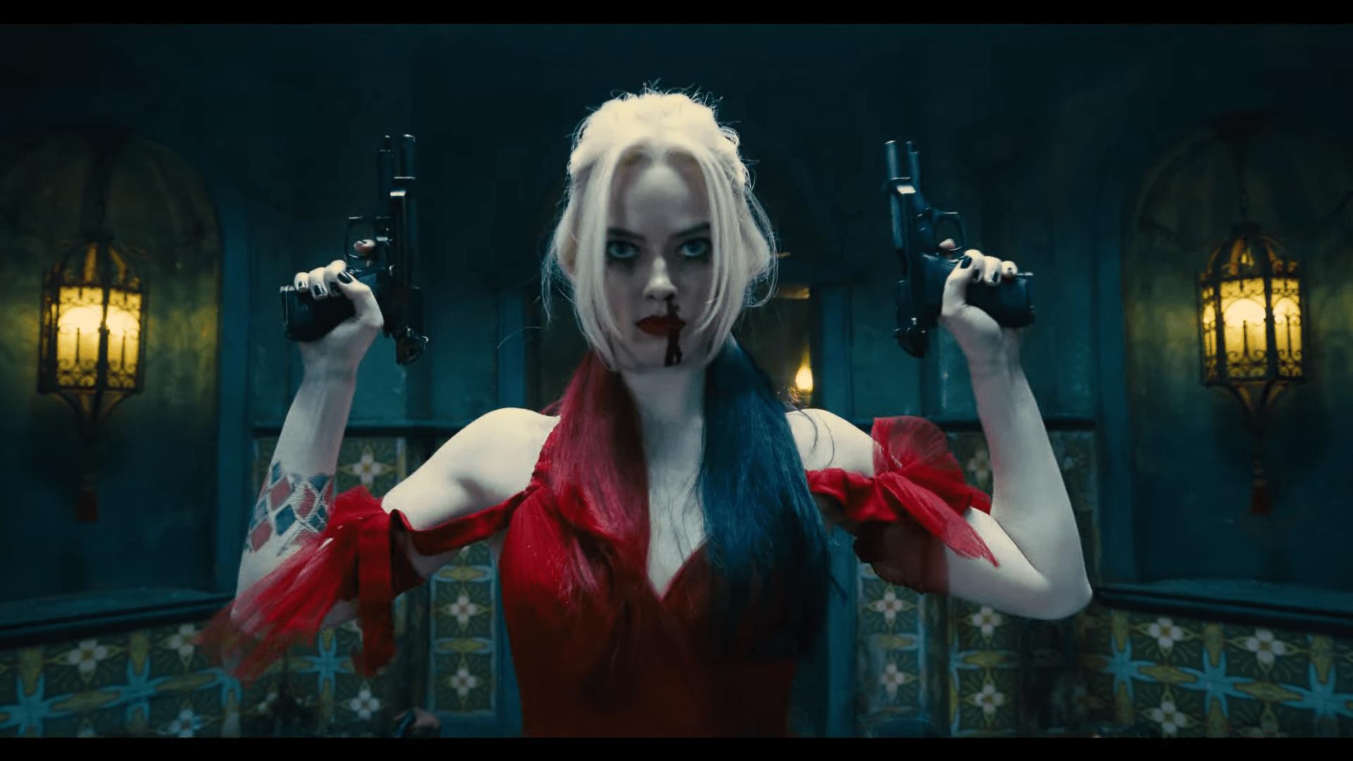 Harley Quinn, James Gunn