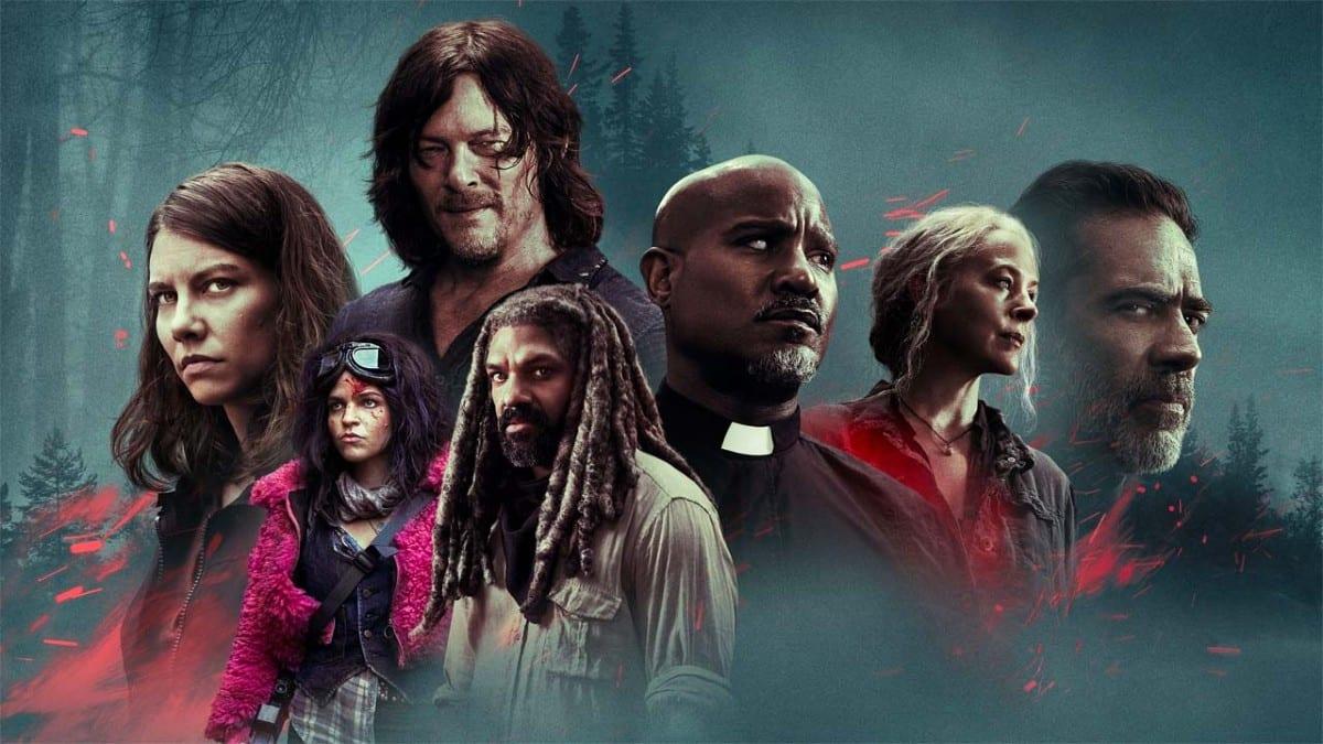 The Walking Dead 11: il nuovo trailer ci porta dietro le quinte