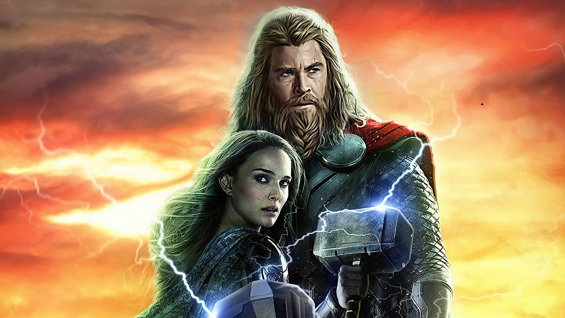 Thor: Love and Thunder riprese